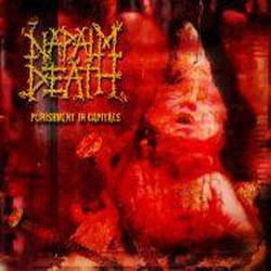 NAPALM DEATH: PUNISHMENT IN CAPITALS  digipack  CD