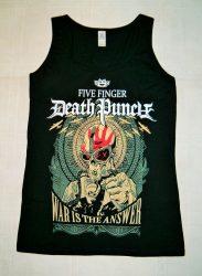 FIVE FINGER DEATH PUNCH női trikó  (RENDELÉSRE)