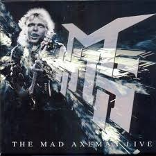 THE M.S.G.: THE MAD AXEMAN LIVE (de luxe edit 4CD)