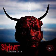 SLIPKNOT: ANTENNAS TO HELL  2 CD+DVD  (Digipack-The best of Slipknot)