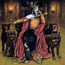IRON MAIDEN: EDWARD THE GREAT - The Gratest Hits  CD