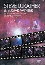 STEVE LUKATER & EDGAR WINTER: LIVE AT NORTH SEA JAZZ FESTIVAL (THE HAGUE, NETHERLANDS 2000)