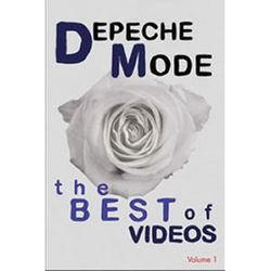 DEPECHE  MODE: THE  BEST OF VIDEOS  DVD  volume 1.