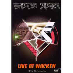 TWISTED SISTERS: LIVE AT WACKEN   DVD