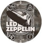 LED ZEPPELIN: 1 kitűző