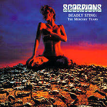 SCORPIONS: DEADLY STING  CD