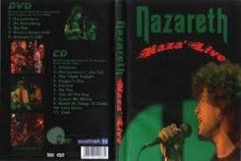 NAZARETH: NAZA' LIVE (CD+DVD)