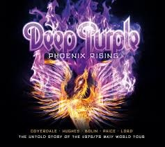 DEEP PURPLE: PHOENIX RISING (CD+DVD, dig. remast.)