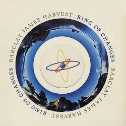 BARCLAY JAMES HARVEST: RING OF CHANGES   CD