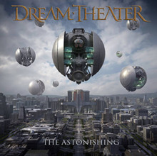 DREAM THEATER: THE ASTONISHING  digipack  2CD