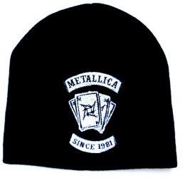 KÖTÖTT SAPKA: Metallica