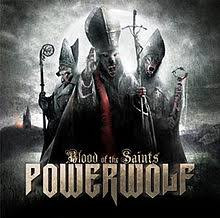 POWERWOLF: BLOOD OF THE SAINTS  CD