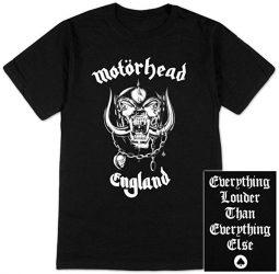MOTORHEAD: England  póló