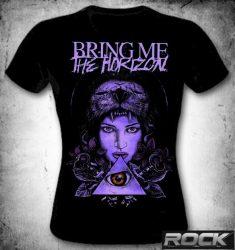 BRING ME THE HORIZON: Hands Glow női trikó  (RENDELÉSRE)