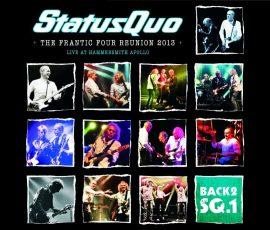 STATUS QUO: THE FRANTIC FOUR REUNION 2013  (2CD)