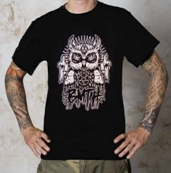 BRING ME THE HORIZON: Owl   póló