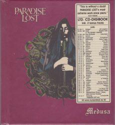 PARADISE LOST: MEDUSA    CD  (LTD. CD-Digibook)