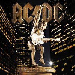 AC/DC: STIFF UPPER LIP CD