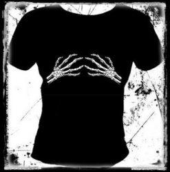 HAND női póló