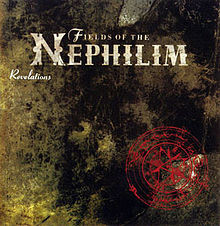 FIELDS OF THE NEPHILIM: REVELATIONS  2CD
