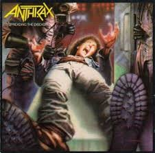 ANTHRAX: SPREADING THE DISEASE CD