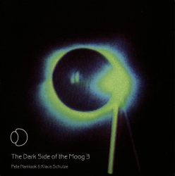 KLAUS SCHULZE & PETE NAMLOOK: THE DARK SIDE OF THE MOOG 3.   CD