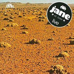 JANE: LIVE   CD