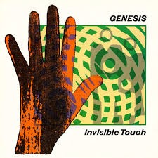 GENESIS: INVISIBLE TOUCH  CD