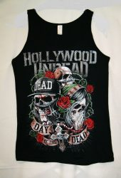 HOLLYWOOD UNDEAD: A Day Of... női trikó