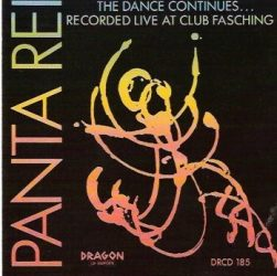 PANTHA REI: THE DANCE CONTINUES...(Recorded Live At Club Fasching)  CD