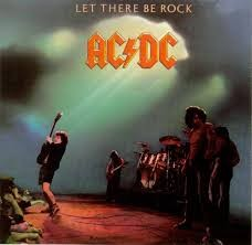 AC/DC: LET THERE BE ROCK (digipack) CD