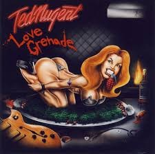 TED NUGENT: LOVE  GRENADE CD