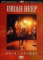 URIAH HEEP: ROCK LEGENDS