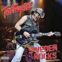TED NUGENT: SWEDEN ROCKS CD