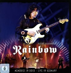 RITCHIE BLACKMORE'S  RAINBOW: MEMORIES IN ROCK -Live in Germany  DVD