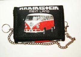 RAMMSTEIN 2.   pénztárca
