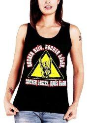 ROCKER SZÍV... női trikó   (RENDELÉSRE)
