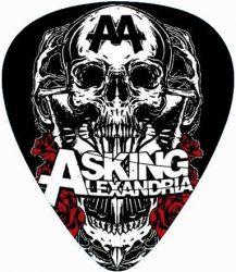 PENGETŐ NYAKLÁNC: Asking A.