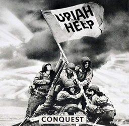 URIAH HEEP: CONQUEST    CD