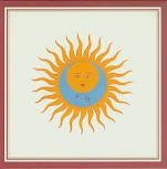 KING CRIMSON: LARKS' TONGUES...CD