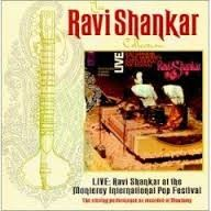 RAVI SHANKAR: LIVE AT MONTEREY CD