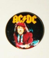 AC/DC 4... kitűző