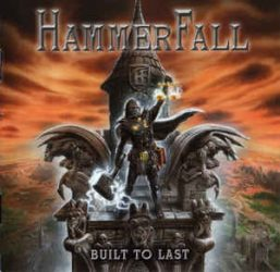 HAMMERFALL: BUILT TO LAST  CD+DVD