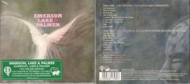 EMERSON LAKE & PALMER: EMERSON LAKE & PALMER  2CD Deluxe edition