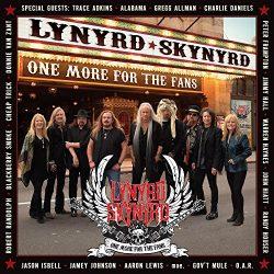 LYNYRD SKYNYRD: ONE MORE FOR THE FANS  CD+DVD