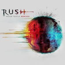 RUSH: VAPOR TRAILS (remixed version) CD