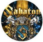 SABATON: Swedish kitűző