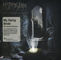 MY DYING BRIDE: THE VAULTED SHADOWS  CD