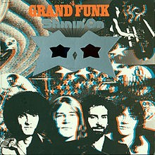 GRAND FUNK: SHININ' ON  CD